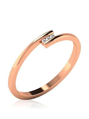 Friendly Diamonds Anillo FDPXR7422R (Oro Rosa)