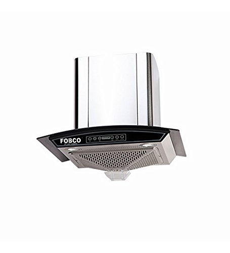 Fobco Metley Glass Chimney (Black)