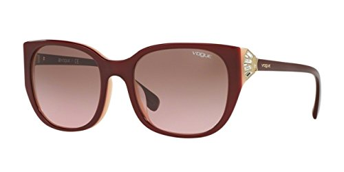 vogue-gafas-de-sol-vo5061bf-232314-top-burdeos-opalo-rosa-55-mm