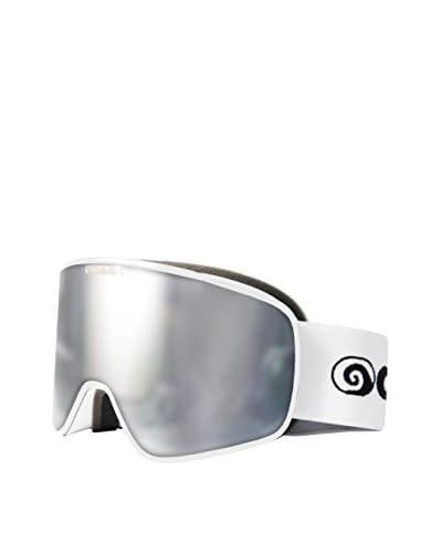 Ocean Gafas Esquí Aspen Blanco Única