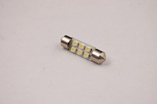 12V Led White Brake Stop Tail Light Reverse Lamp Car Bulb Light Headlamp Xenon Bulbs Fog/Day Light Fit For Ft 1210 6 Led 36Mm