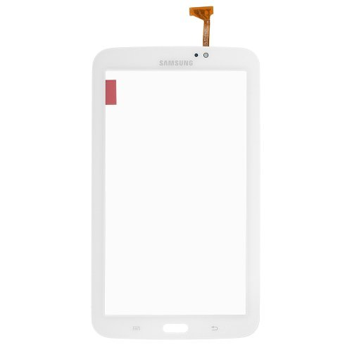 Chromo Inc. Digitizer Touch Screen For Samsung Galaxy Tab 3 7.0 P3210 Wifi Tablet - White ~ Glass Screen Replacement / Repair Part ~