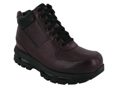 Nike Kids Nike Air Max Goadome (Gs) Kids Boots (5 M, Deep Burgundy/Dp Burgundy-Black)