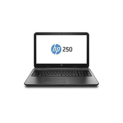 "HP 250 G3 Ordinateur Portable 15,6"" (39,62 cm) Noir Réglisse (Intel Core i3, 4 Go de RAM, 500 Go, HD Graphics 4400, Windows 8.1 pro)"