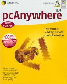 Symantec pcAnywhere 11.5 Host & Remote