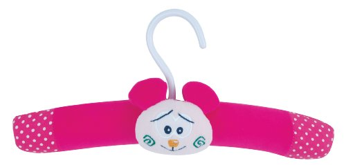 Petite Creations Plush Baby Hanger - Mouse