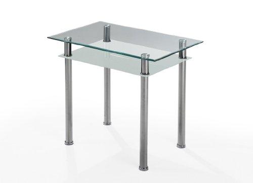 Agionda® Esstisch Küchentisch Tabola 90×60 für die kleine Küche