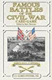 img - for Famous Battles of the Civil War Card Game: Pickett's Charge at Gettysburg (Civil War Series) book / textbook / text book