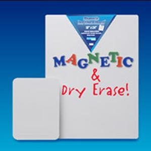 Flipside 10225 - Magnetic Dry Erase Board With Fine Point Pen And Student Eraser - 9 X 12 - Case Of 12