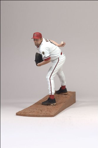 McFarlane Toys MLB Sports Picks Series 18 Action Figure Brandon Webb (Arizona Diamondbacks)