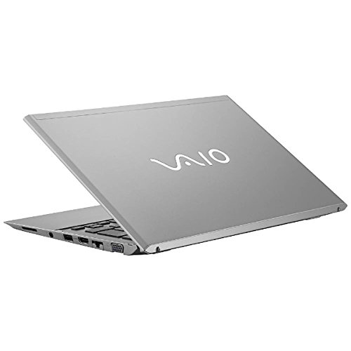 VAIO 13.3型 ノートパソコンVAIO S13 シルバー(Office Home&Business Premium プラス Office 365) VJS13190211S