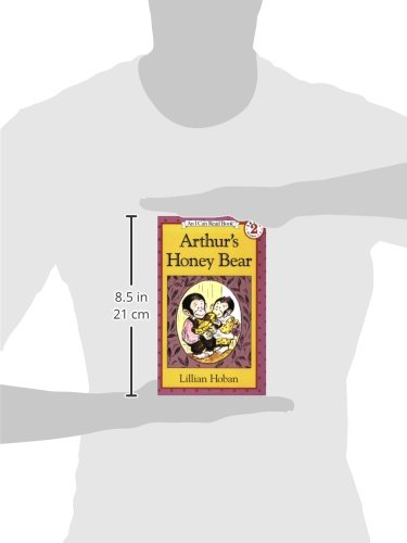 Arthur's Honey Bear (I Can Read!)