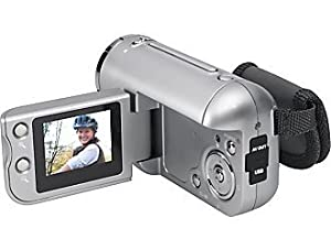 "Global New Beginnings DV-136ZB 1.5"" 3.1 MP Digital Video Camera with 4X Zoom"