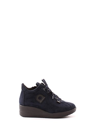 Agile By Rucoline 226 Sneakers Alta Donna Blu 37