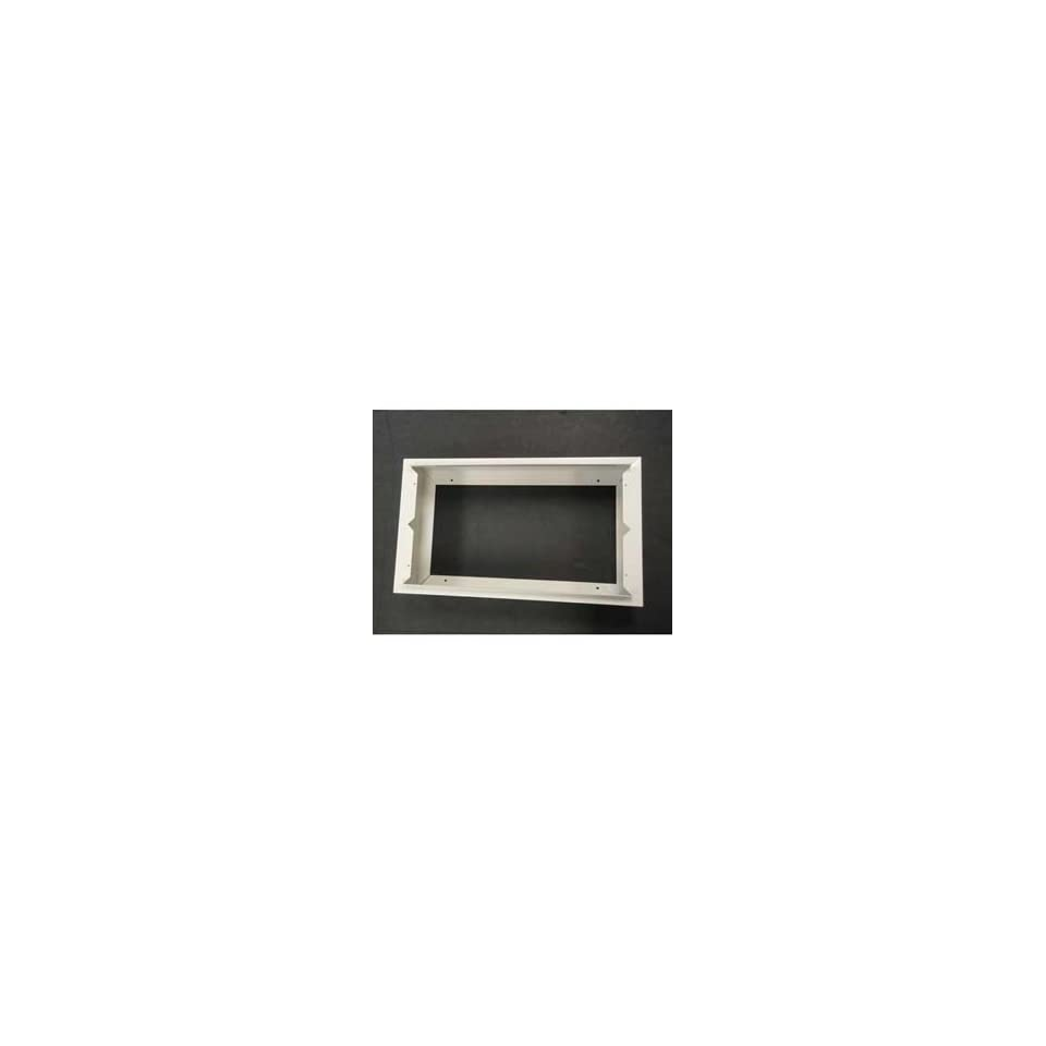 Dimplex® Surface Mounted Box For Twh Fan Forced Wall Heaters   Almond