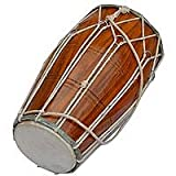Dholak India Music Percussion Instrument ~ ShalinCraft