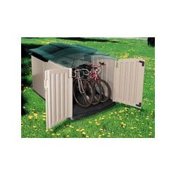 Rubbermaid Slide-Lid Storage Shed #3752