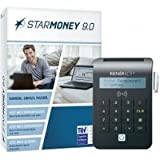 Reinersct - Pack de seguridad con lector de tarjetas RFID (incluye software de banca en línea StarMoney 9.0)