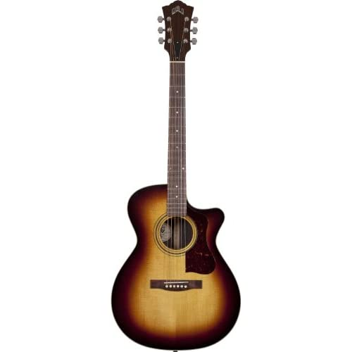 Guild Guitars F-30RCE Standard Orchestra Cutaway Guitar - Natural best buy