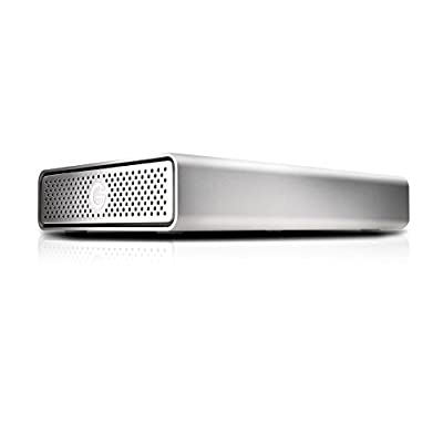 G-Technology G-DRIVE USB 3.0 6TB External Hard Drive(0G03674)