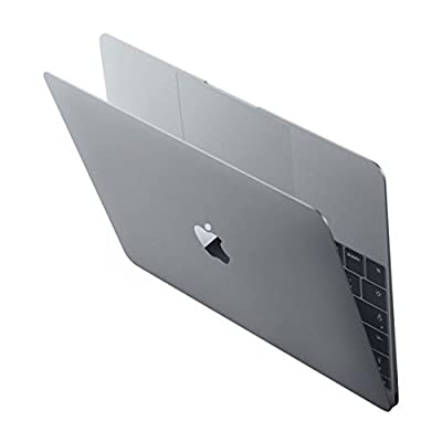 Apple MacBook MLH72HN/A 12-inch Laptop (Core m3/8GB/256GB/OS X El Capitan/Integrated Graphics), Space Grey