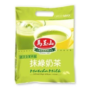 Greenmax - Matcha Milk Tea (Pack Of 1)