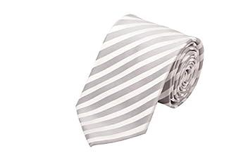 Cravate de Fabio Farini en gris