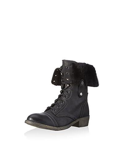 Buffalo Shoes Botas Antracita