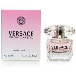 Bright Crystal By Gianni Versace For Women. Miniature Eau De Toilette 5 Ml.