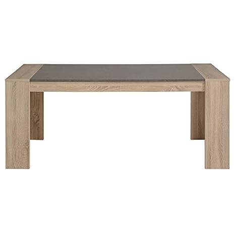 Parisot 0344TARE SPARE Table Panneau de particules Beige 177,1 x 90,7 x 75,3 cm
