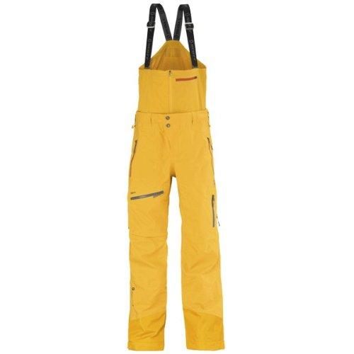 Scott Ridge Herren Pant golden yellow L