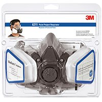3MProducts Respirator Paint Spray W/Bag, Sold as 1 Carat