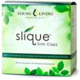 Slique Slim Caps Diet Weight Loss Essential Oils by Young Living 30 Twin Packs