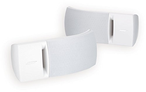Cheapest Price! Bose 161 Speaker System (White) - ideal for stereo or home theater use