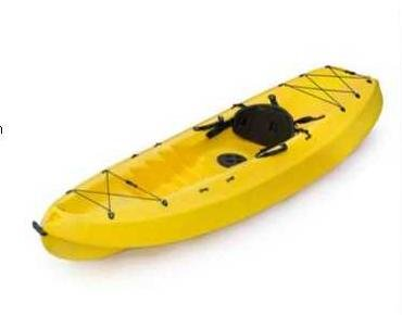Yellow Osprey 1 Man Kayak - Kayaking Canoeing