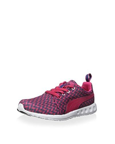 PUMA Women's Carson Glitch Running Sneaker