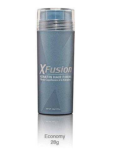 XFusion Keratin Hair Fibers Black
