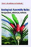 img - for Ecological Assembly Rules: Perspectives, Advances, Retreats book / textbook / text book