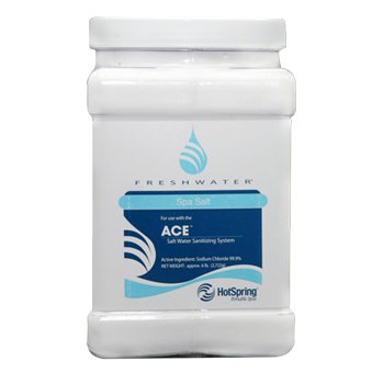 FreshWater Spa Salt for ACE - 5 lbs (Ace Salt Water Sanitizing System compare prices)