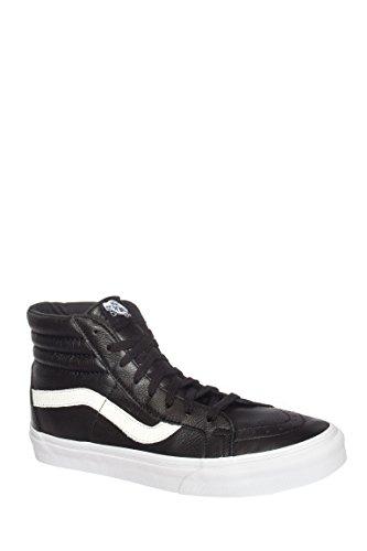 Men's SK8-Hi Reissue Premium Leather High Top Sneaker