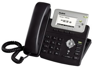New Cortelco Yealink Professional Ip Phone Poe Ti Titan Chipset Ti Voice Engine 132x64 Graphic Lcd