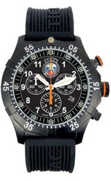 H3 TACTICAL Commander Alpha Chrono Silicone Men's watch #H3.322231.ALPHA
