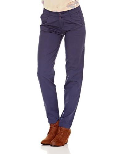 Springfield Pantalone Color [Blu]