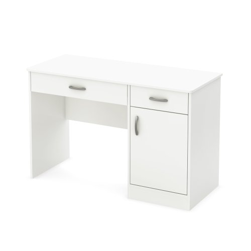 South Shore Axess Work Desk, Pure White