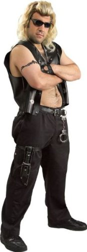 Rubies Dog The Bounty Hunter Mullet Halloween Costume Std (Standard)