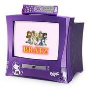"BRATZ 13"" TV/DVD Player Combo with Remote"