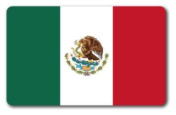 SK-248 マジステ 100円ステッカー メキシコ MEXICO 国旗ステッカー スーツケース ステッカー