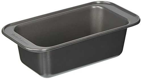 WORLD KITCHEN 1164170 Loaf Pan, Small, Metallic (Fruit Cake Loaf compare prices)