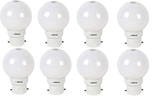 Oreva-1W-LED-Bulb-(Cool-Day-Light-,-pack-of-8)