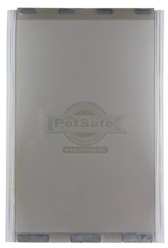 PetSafe Classic Replacement Flap, Large, 700-416 (Wall Entry Pet Door Extra Large compare prices)